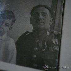 Militaria: FOTOGRAFÍA CAPITÁN GUARDIA CIVIL. ALFONSO XIII. Lote 32725972