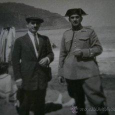 Militaria: FOTOGRAFÍA CAPITÁN GUARDIA CIVIL. ALFONSO XIII. Lote 32726002