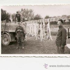 Militaria: FOTO DE SOLDADOS ALEMANES. Lote 32952282