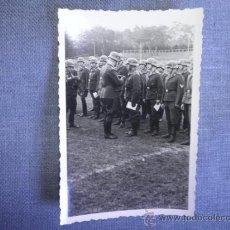 Militaria: FOTO ORIGINAL II GUERRA MUNDIAL - III REICH - SOLDADOS ALEMANES. Lote 33621726
