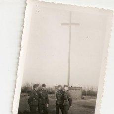 Militaria: FOTO DE SOLDADOS ALEMANES. Lote 32975295