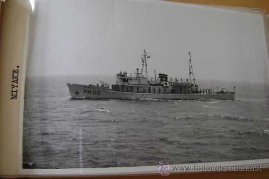 Militaria: COLECCION DE 36 FOTOS DE BUQUES DE GUERRA JAPONESES.1ª PARTE.M530 - Foto 12 - 33392439