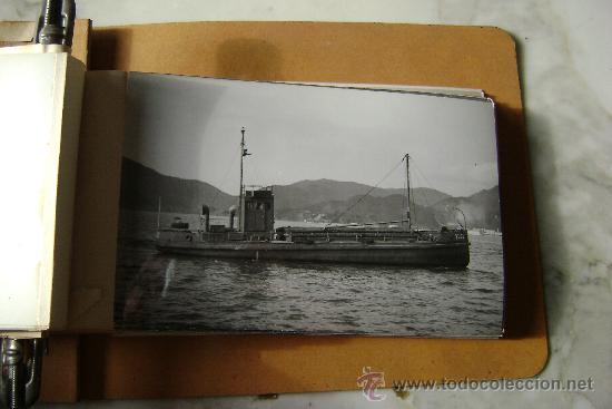 Militaria: COLECCION DE 58 FOTOS DE BUQUES AUXILIARES DE GUERRA JAPONESES.2ª PARTE.M532 - Foto 5 - 33392650
