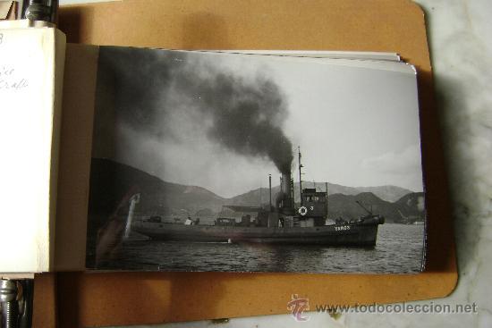 Militaria: COLECCION DE 58 FOTOS DE BUQUES AUXILIARES DE GUERRA JAPONESES.2ª PARTE.M532 - Foto 6 - 33392650