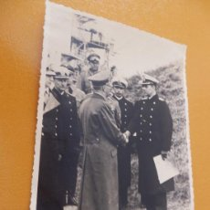 Militaria: FOTOGRAFIA ALEMANIA HITLER GRAN TAMAÑO SEGUNDA GUERRA MUNDIAL III REICH. Lote 33612712