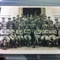 Militaria: FOTO POSTAL FREIKORPS III REICH 1933. Lote 33686051