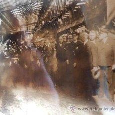 Militaria: FOTO CON ADOLF HITLER, LIDERES SS,..... Lote 32858302