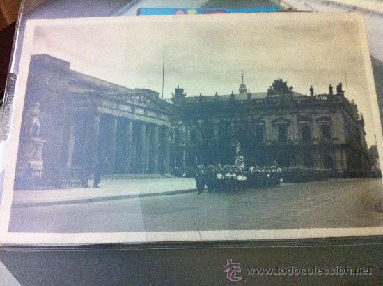 FOTO POSTAL DESFILE BERLIN EHRENMAL CIRCULADA 1941 (Militar - Fotografía Militar - II Guerra Mundial)
