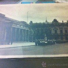 Militaria: FOTO POSTAL DESFILE BERLIN EHRENMAL CIRCULADA 1941. Lote 33740048
