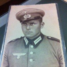 Militaria: FOTO POSTAL III REICH. Lote 33740260