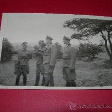 Militaria: POSTKARTE OFICIALES WEHRMACHT DE MANIOBRAS(015). Lote 33770367