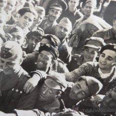 Militaria: IMPRESIONANTE FOTO SOLDADO LEGIÓN CONDOR EN ESPAÑA GUERRA CIVIL. Lote 89395588