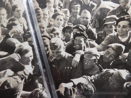 Militaria: IMPRESIONANTE FOTO SOLDADO LEGIÓN CONDOR EN ESPAÑA GUERRA CIVIL - Foto 6 - 89395588