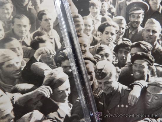 Militaria: IMPRESIONANTE FOTO SOLDADO LEGIÓN CONDOR EN ESPAÑA GUERRA CIVIL - Foto 5 - 89395588