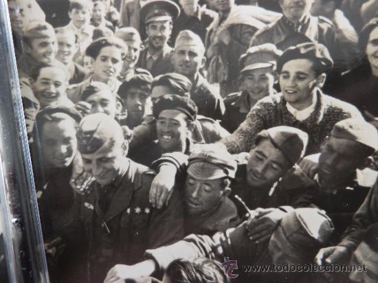 Militaria: IMPRESIONANTE FOTO SOLDADO LEGIÓN CONDOR EN ESPAÑA GUERRA CIVIL - Foto 4 - 89395588