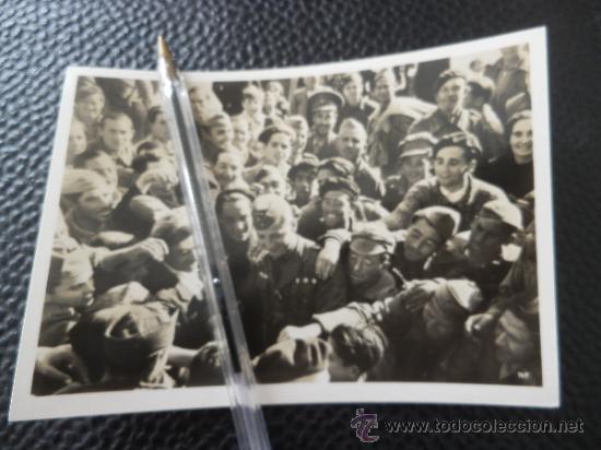 Militaria: IMPRESIONANTE FOTO SOLDADO LEGIÓN CONDOR EN ESPAÑA GUERRA CIVIL - Foto 2 - 89395588