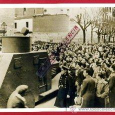 Militaria - FOTO GUERRA CIVIL, FOTOGRAFIA 1936 , MADRID CAMINO MILITAR , ORIGINAL, F110 - 34185733
