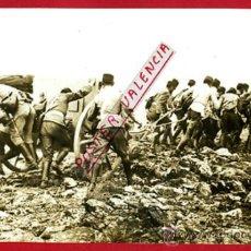 Militaria: FOTO GUERRA CIVIL, FOTOGRAFIA 1937 , MANIOBRA MILITARES , ORIGINAL, F112. Lote 34185812