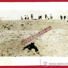 Militaria: FOTO GUERRA CIVIL, FOTOGRAFIA 4-9-1936 , ESCENA GUERRA EN SOMOSIERRA MADRID , ORIGINAL, F115. Lote 34185995
