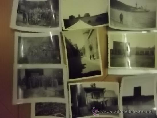 II GUERRA MUNDIAL LOTE FOTOGRAFIAS 1 100% ORIGINALES (Militar - Fotografía Militar - II Guerra Mundial)
