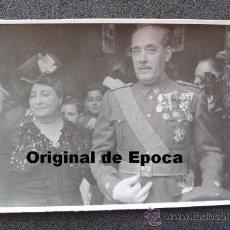 Militaria: (JX-456)FOTOGRAFIA DE TENIENTE CORONEL DE FARMACIA???CON CONDECORACIONES. Lote 34571405