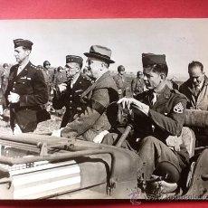 Militaria: FOTO ORIGINAL PRESIDENTE AMERICANO ROOSEVELT II GUERRA MUNDIAL. Lote 34857153