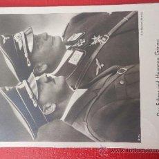 Militaria: ADOLF HITLER + MARISCAL GÖRING ORIGINAL. Lote 35065103