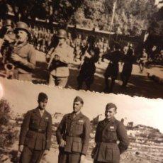 Militaria: LOTE 6 FOTOGRAFIAS LEGIÓN CONDOR EN ESPAÑA GUERRA CIVIL ESPAÑOLA. Lote 35105955