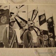 Militaria: FOTOGRAFIA FOTO - CROMO COLECCION PROPAGANDA DE ADOLF HITLER III REICH, ORIGINAL AÑO 1933.. Lote 35173042