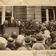 Militaria: FOTOGRAFIA FOTO - CROMO COLECCION PROPAGANDA DE ADOLF HITLER III REICH, ORIGINAL AÑO 1933.. Lote 35173515