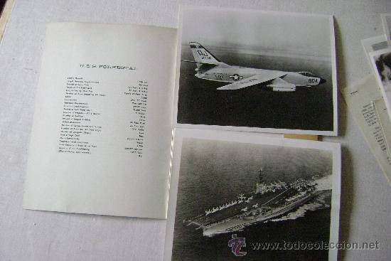 Militaria: PORTAAVIONES USS FORESTAL.M536 - Foto 2 - 35350752