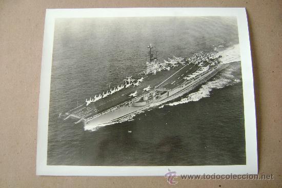 Militaria: PORTAAVIONES USS FORESTAL.M536 - Foto 6 - 35350752