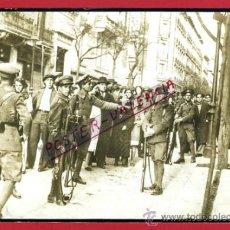 Militaria: FOTO FOTOGRAFIA, REPUBLICA , MADRID REPARTO DE PAN , 27-5-1934 ,ORIGINAL, F502. Lote 35453359