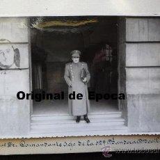 Militaria: (JX-637)ALBUM FOTOGRAFIAS DEL CORONEL DE LA POLICIA ARMADA D.JUAN ASENSI EN EL CUARTEL PLAZA ESPAÑA. Lote 35510473