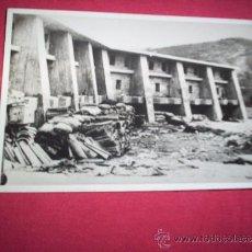 Militaria: FOTO CINTURON DE HIERRO REPUBLICANO BILBAO, ORIGINAL 1936 VIZCAYA EUSKADI PAIS VASCO GUERRA CIVIL. Lote 35678688