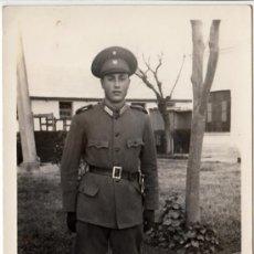 Militaria: SOLDADO ARGENTINO, MINUTERO FECHADA 1945 - CLC. Lote 35861320