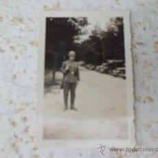 Militaria: ANTIGUA FOTOGRAFIA SOLDADO ALEMAN 1941 2ª GUERRA MUNDIAL N-121. Lote 36138964