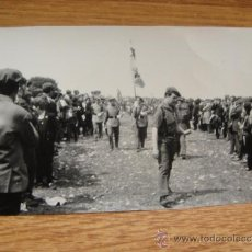 Militaria: CONCENTRACION CARLISTA MONTEJURRA 1967. Lote 36249039