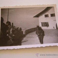 Militaria: FOTOGRAFIA SOLDADOS ALEMANES. II GUERRA MUNDIAL. ALEMANIA.. Lote 36313166