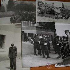 Militaria: LOTE DE FOTOGRAFÍAS DE SOLDADOS A DETERMINAR.. Lote 36529076