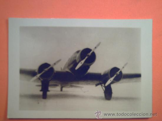 FOTO SEGUNDA GUERRA MUNDIAL - AVIÓN ALEMAN (Militar - Fotografía Militar - II Guerra Mundial)