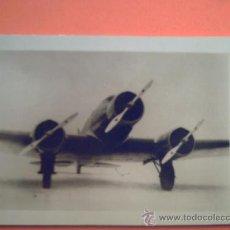 Militaria: FOTO SEGUNDA GUERRA MUNDIAL - AVIÓN ALEMAN . Lote 36840918