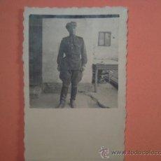 Militaria: FOTO SEGUNDA GUERRA - SOLDADO. Lote 36841059