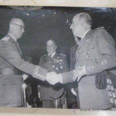 Militaria: FOTO FRANCO (24 X 18 CM). Lote 36641902