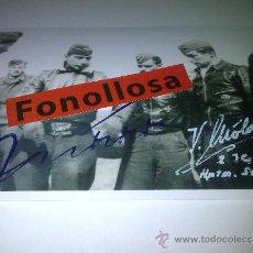 Militaria: FOTO Y FIRMA DE WERNER MOLDERS. Lote 42492678
