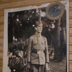 Militaria: SOLDADO NACIONAL FOTO GUERRA CIVIL. Lote 36910759