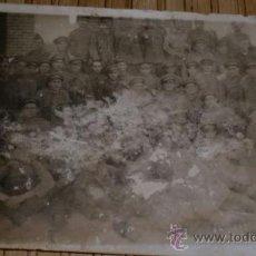 Militaria: FOTO SOLDADOS PRINCIPIOS DE SIGLO A IDENTIFICAR. Lote 36910822