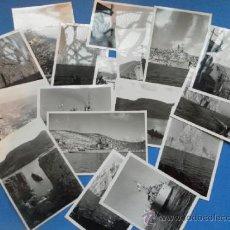 Militaria: FOTOGRAFÍAS. BUQUES DE GUERRA ESPAÑOLES. EOLO Y A. MIRANDA. AÑOS 60 / 70.. Lote 36955438