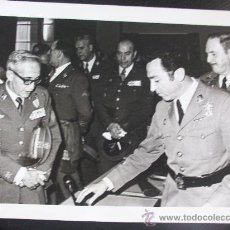 Militaria: POLICIA ARMADA, MATERIAL ANTIDISTURBIOS, GENERALES , MEDALLA MILITAR INDIVIDUAL, DIVISION AZUL. Lote 37092622