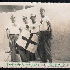 Militaria: CUBA. SANTA CLARA. REVOLUCION. GRUPO DE LA BRIGADA 17. ENERO 1959. Lote 37134500